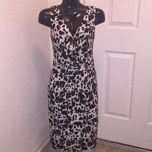 Ralph Lauren Dress Leopard Print